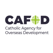 Cafod logo and link