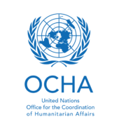 OCHA logo and link